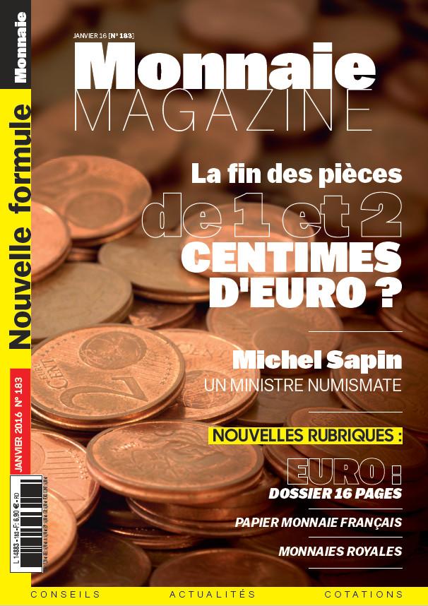 Monnaie Magazine Janvier 2016