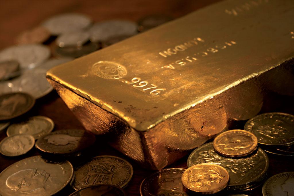 Tout l'or du monde au XXème siècle - par Michel Hammer