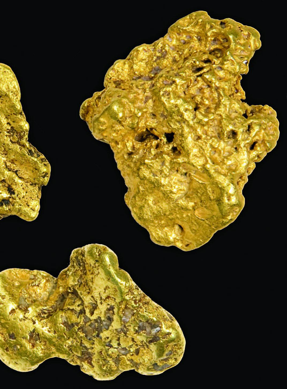 Le démon de l'or - par Michel Hammer