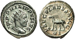 Antoninien de Philippe l'Arabe