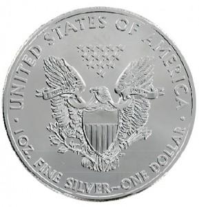 """1 Dollar Argent """"Eagle"""""""
