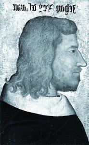 Portrait du roi Jean Le Bon