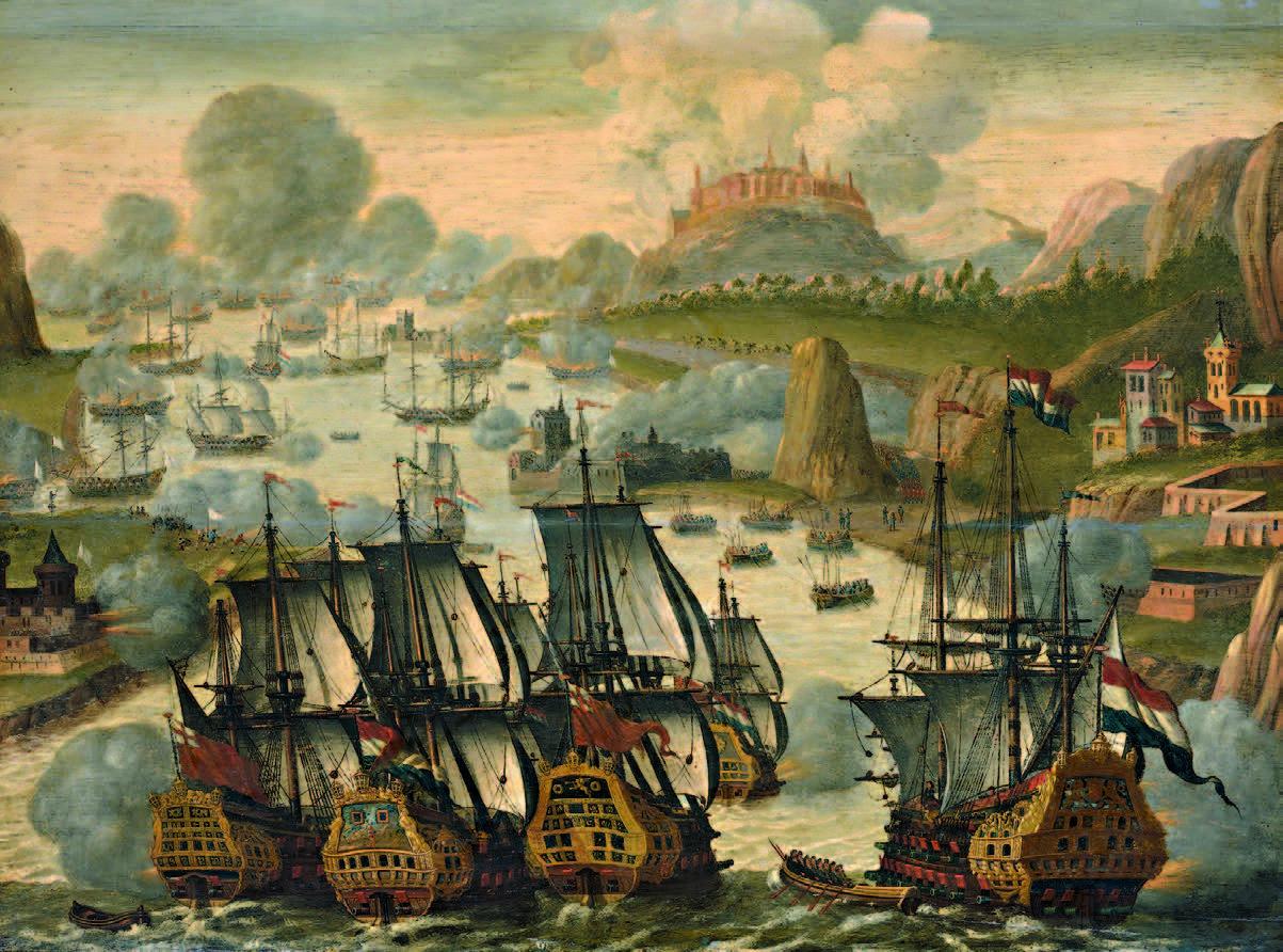 Vigo : le port aux fabuleux trésors ! par Michel Hammer