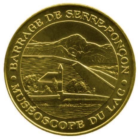 Muséoscope du Lac - Barrage de Serre -Ponçon