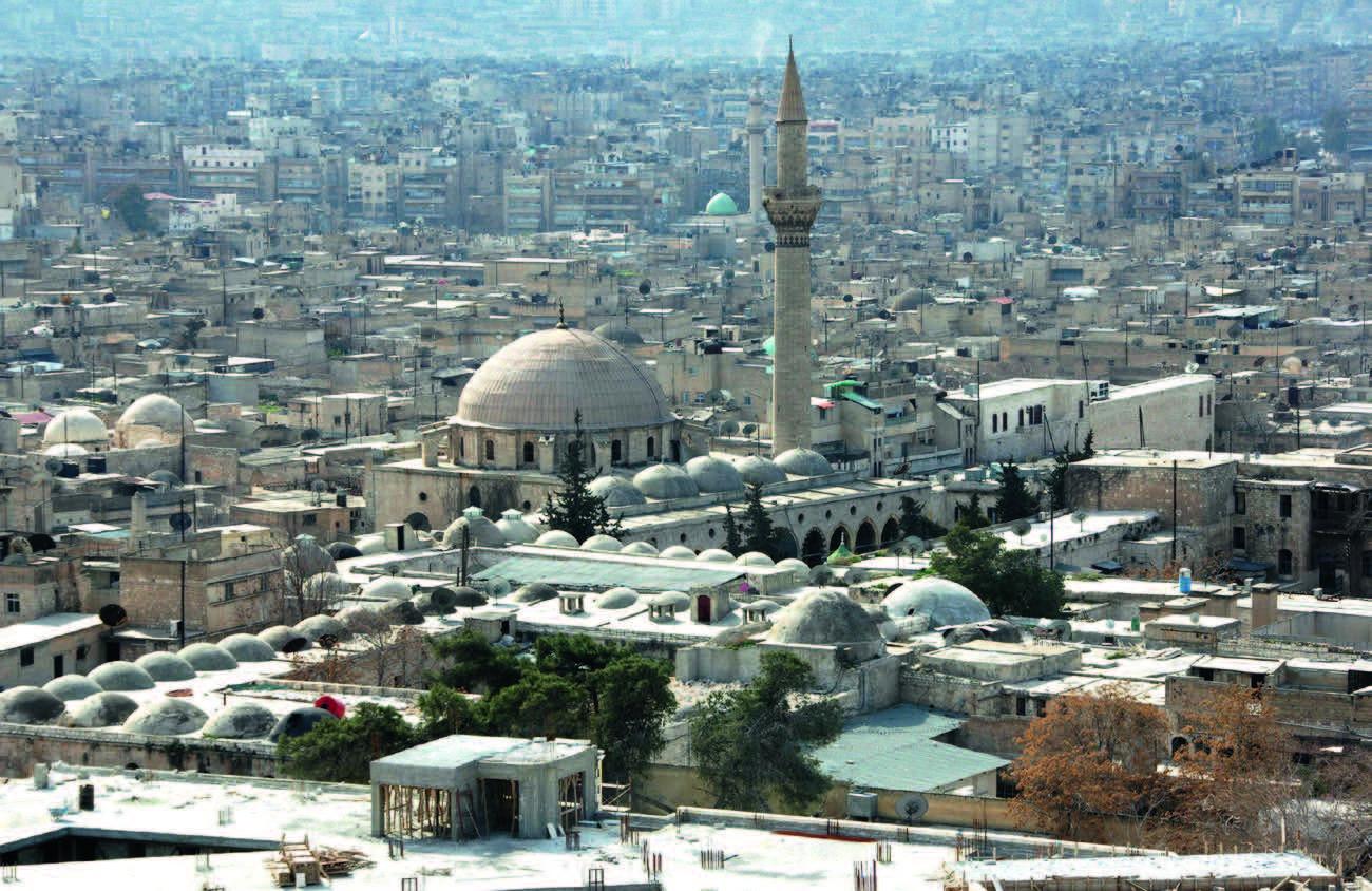 La Syrie, berceau de l'humanité en péril