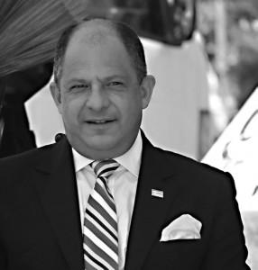Luis Guillermo Solis est président de la République du Costa Rica depuis le 8 Mai 2014.