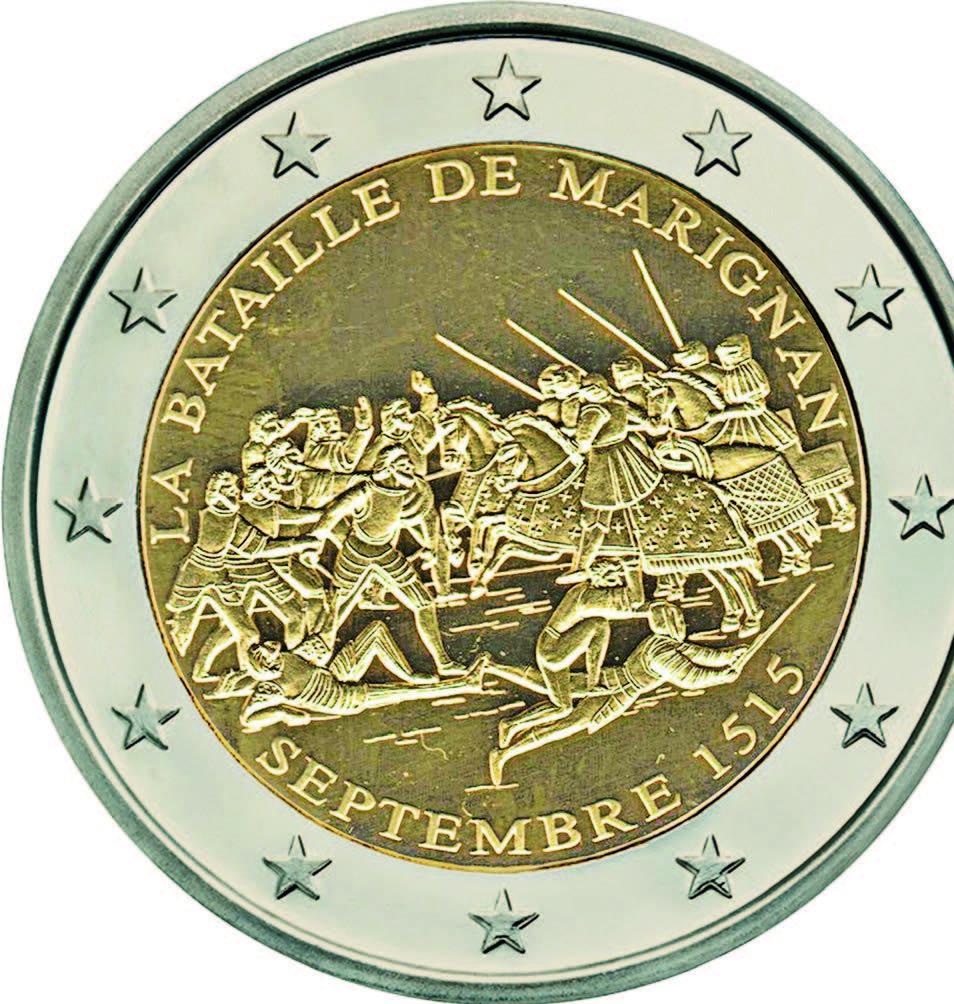 Il y a 500 ans : Marignan - par Pierre Delacour