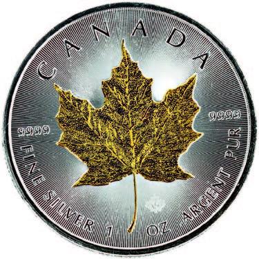 Monnaies et billets : le Canada en tête ?