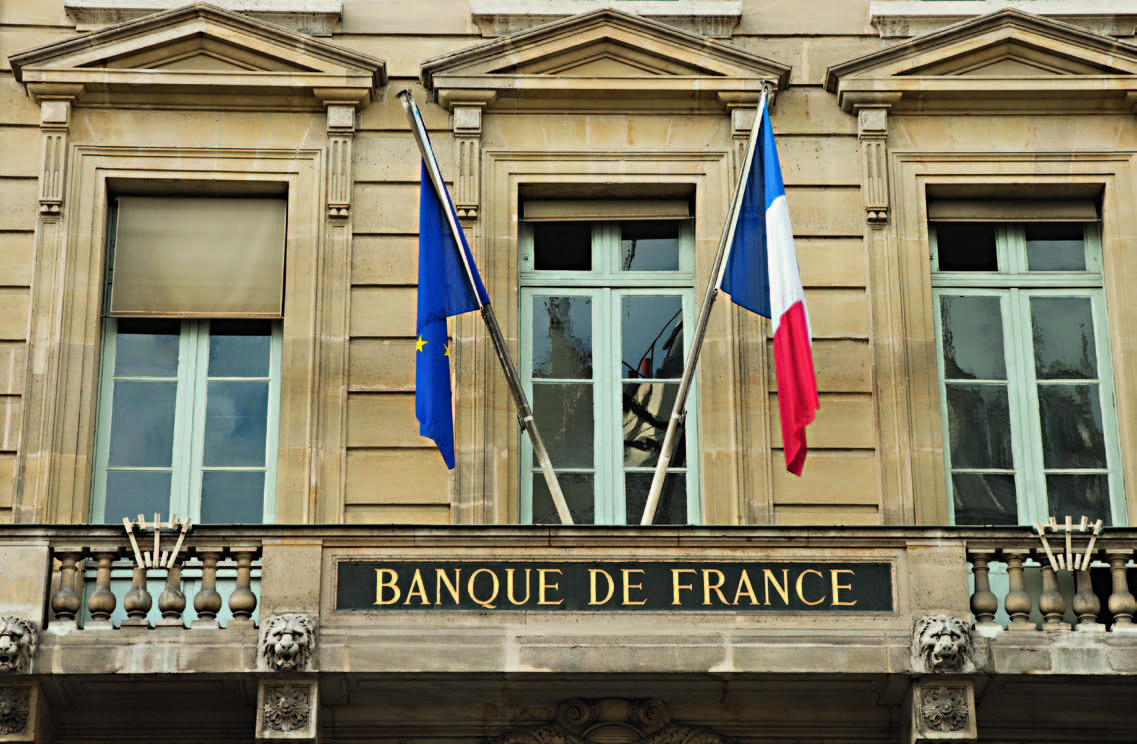 LA BANQUE DE FRANCE : une vieille dame de 215 ans…