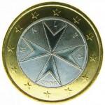 Malte. 1 euro.