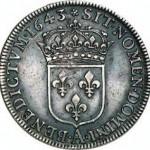 France. Pièce de Louis XIII.