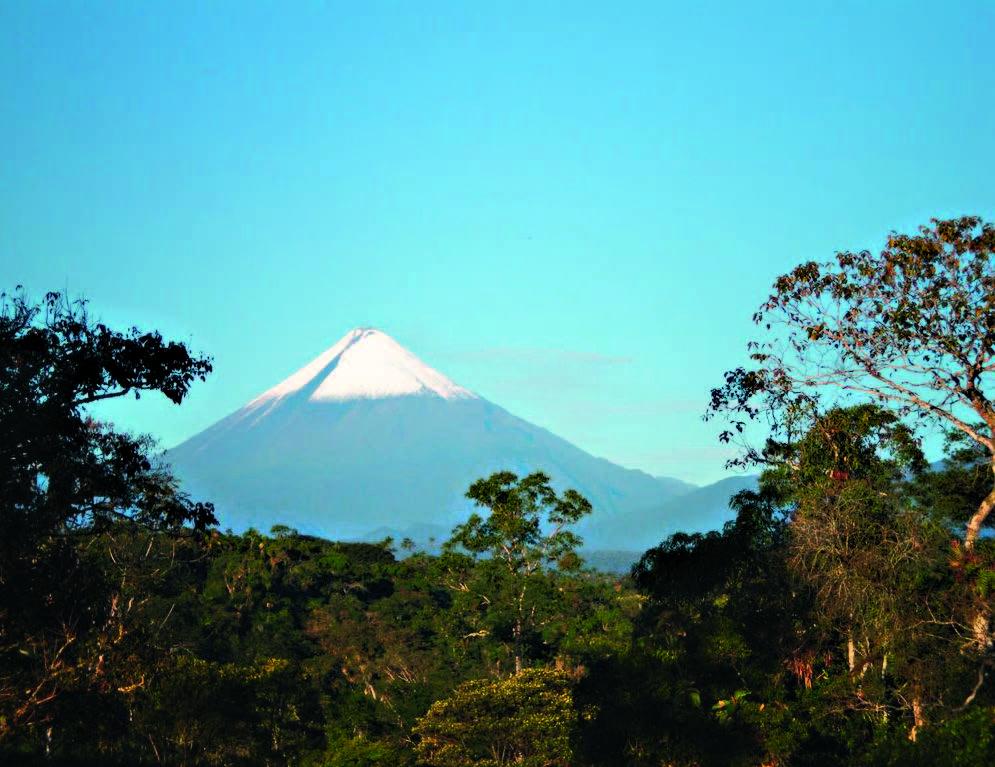 Le Trésor du Volcan Sangay - par Michel Hammer