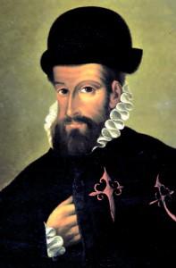 Francesco Pizarro fut le premier à commencer la conquête de l'Empire Inca, au XVIe siècle