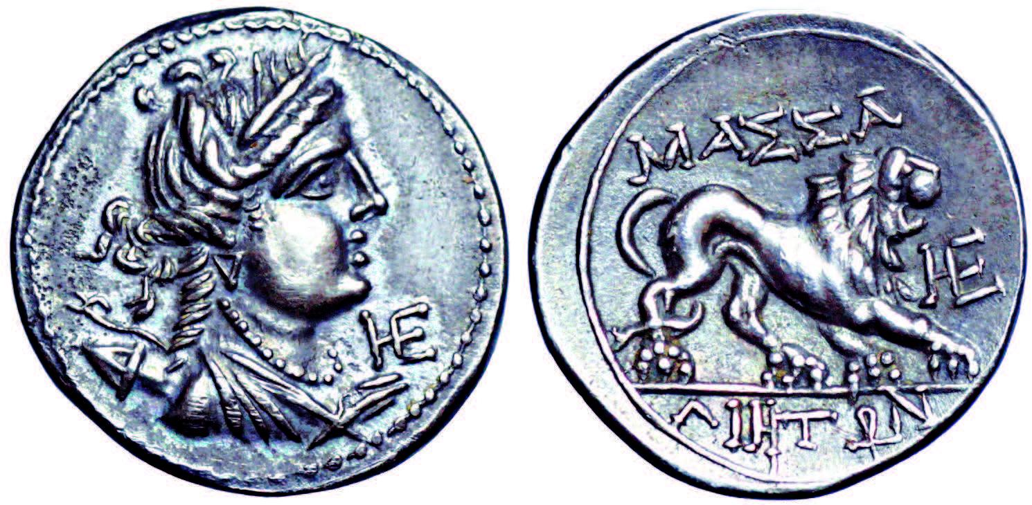 Marseille : 2600 ans d'histoire… et de numismatique