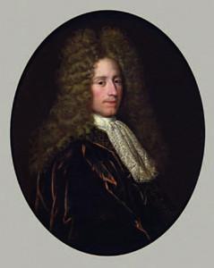 John Law, inventeur du système qui porte son nom, à l'origine des premiers billets convertibles