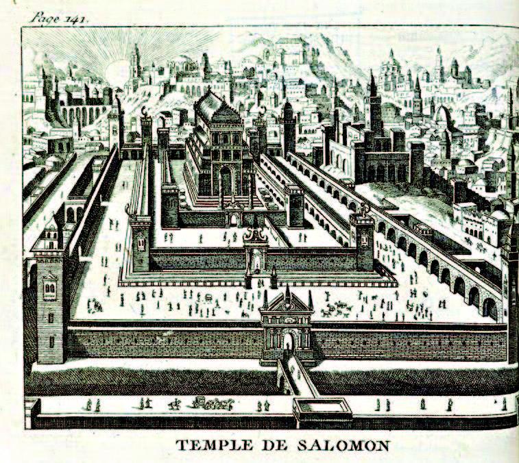 LE TRÉSOR DU ROI SALOMON - par Michel Hammer