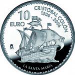 2006. Pièce de 10 euros