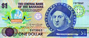 1992 - Billet de 1 dollar