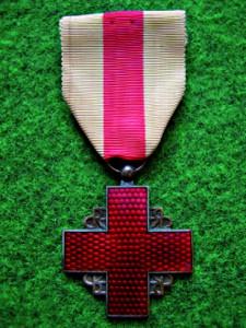 Médaille de la Croix Rouge Française