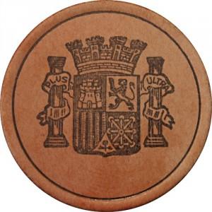 MONNAIE DE NÉCESSITÉ - ESPAGNE 1936 À 1939