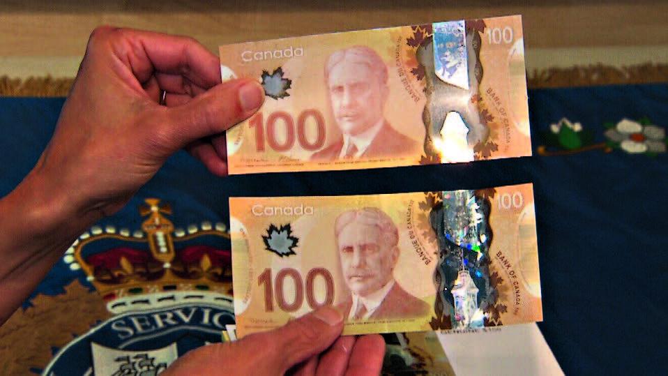 Retour sur les billets canadiens en polymère !