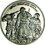 30 dollars 2005, Monument commémoratif de Guerre.