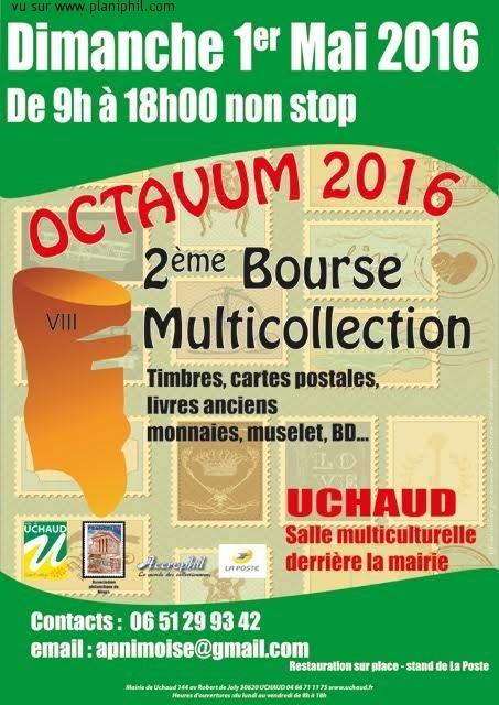 OCTAVUM2016 - 1 mai 2016 - Uchaud