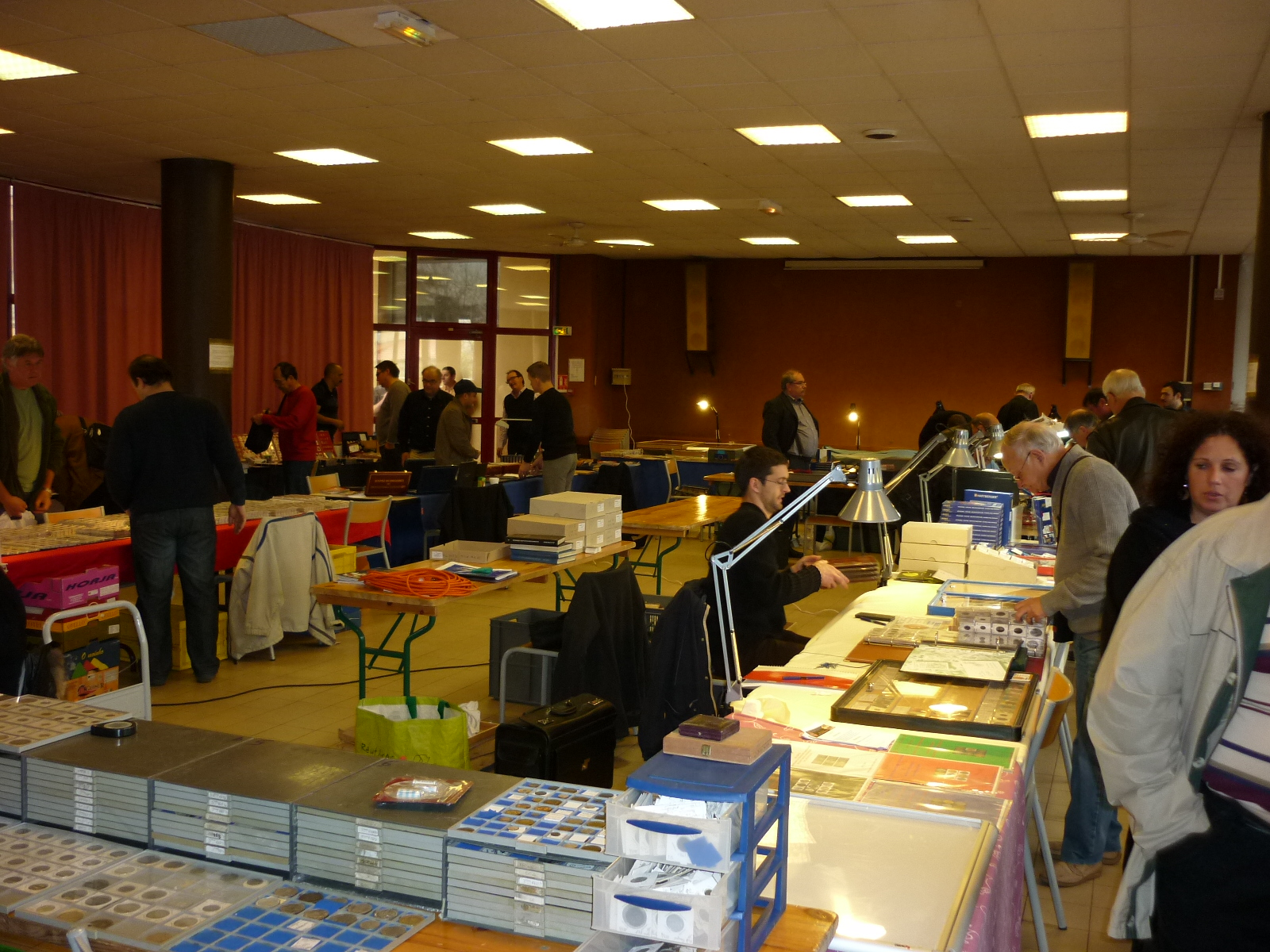 Bourse Numismatique - 12 Mars 2017 - Saint-Priest