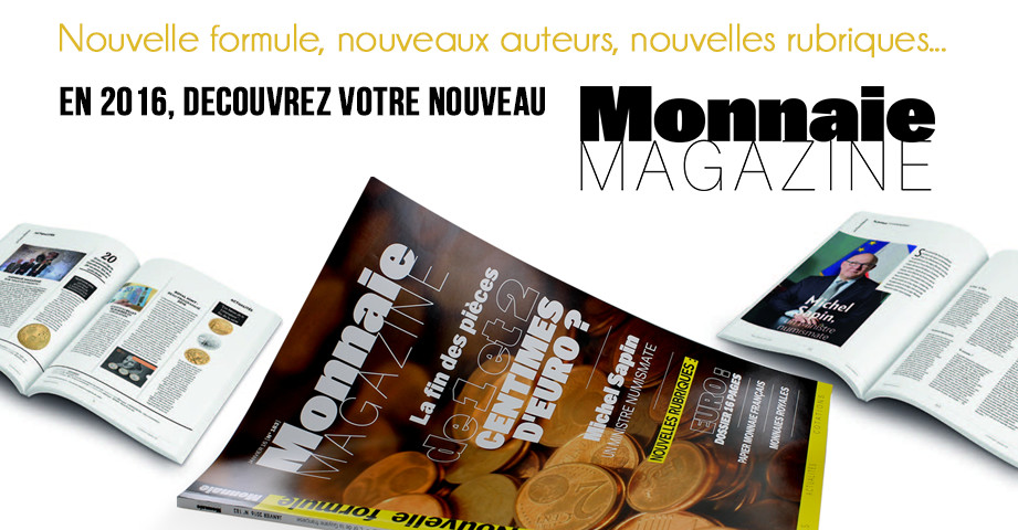 revue de presse nouveau Monnaie Magazine