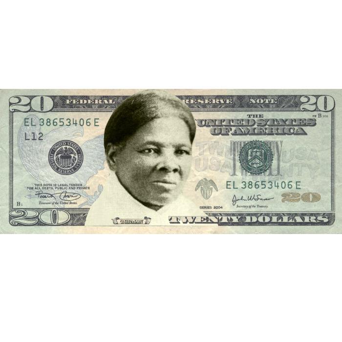 Une femme sur les billets de 20 $ en 2020