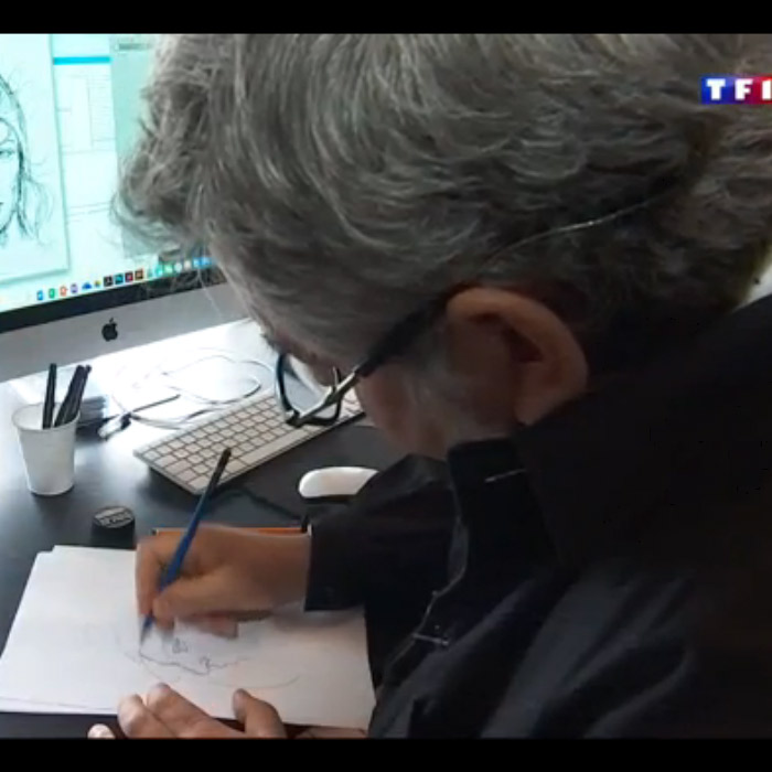 VIDEO - La Monnaie de Paris au 13 h de TF1