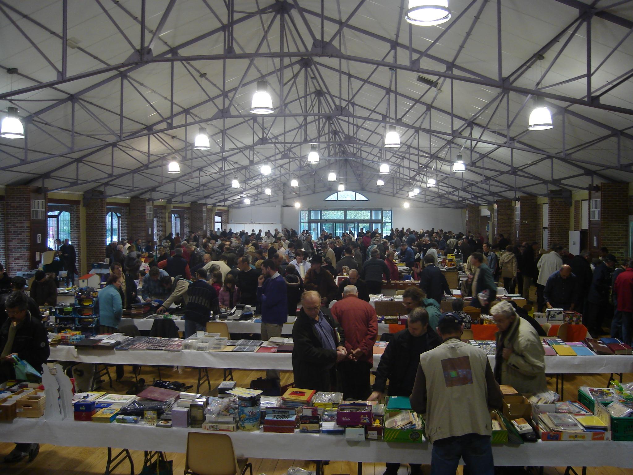 Bourse Multicollections - Mons en Baroeul - 13/11/16