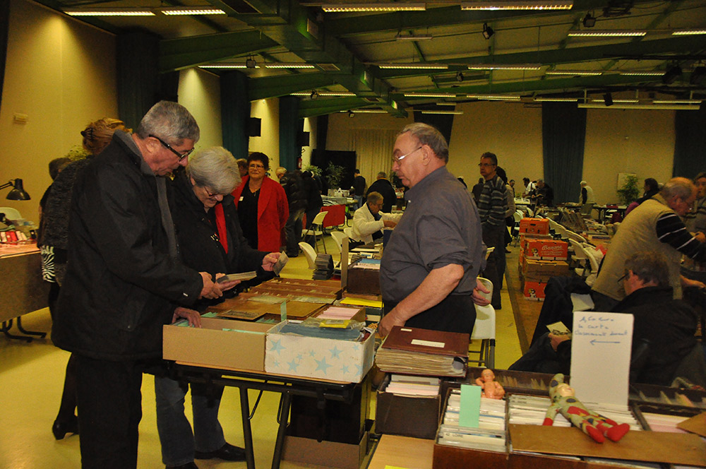 12e Bourse Multicollections - Poissy - 13/11/16