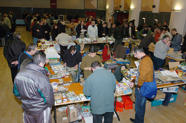 23e Salon des collectionneurs - Vandoeuvre les Nancy - 29/01/17