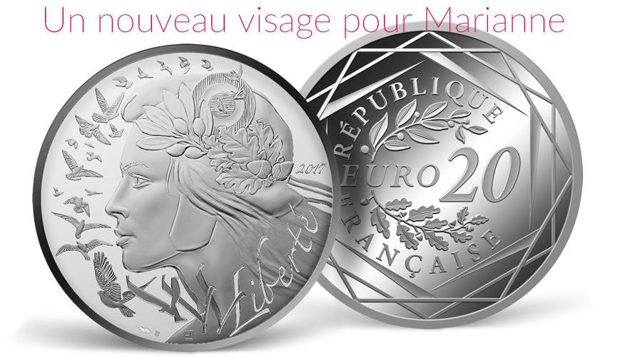 Un nouveau visage pour Marianne 2017