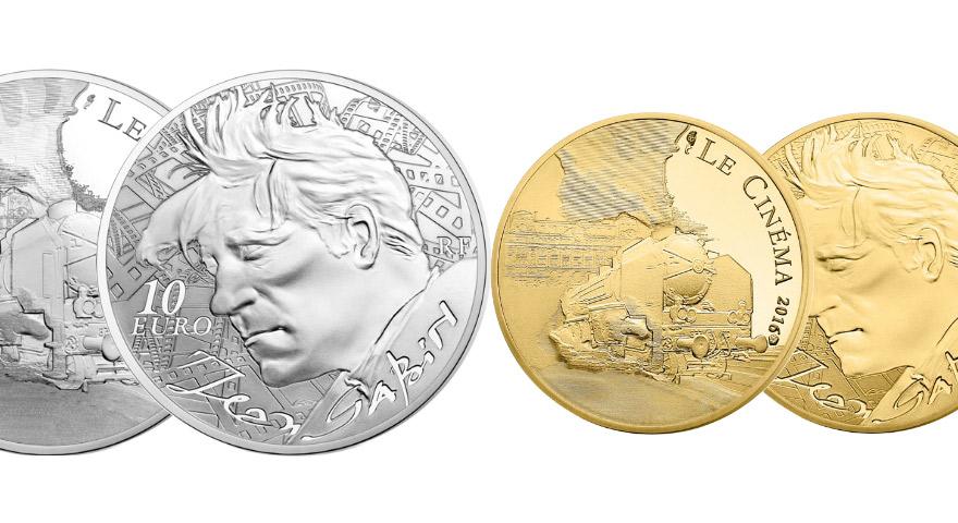 La Monnaie de Paris célèbre Jean Gabin