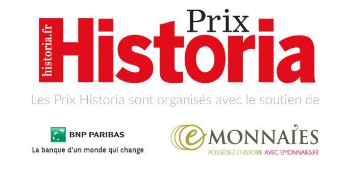 Prix Historia 2016 emonnaies