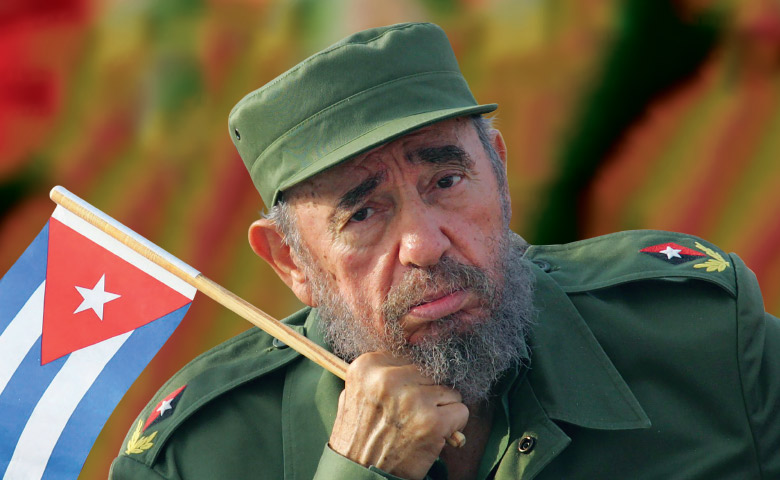 "Cuba et ""El Comandante"" Fidel Castro"
