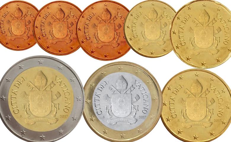 Euro : Changement de face au Vatican en 2017 !