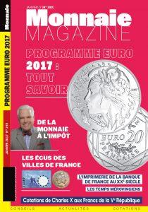 Monnaie Magazine janvier 2017