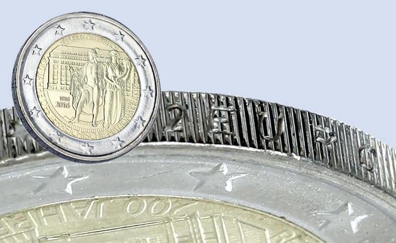 2 Euros AUTRICHE, la question d'un collectionneur