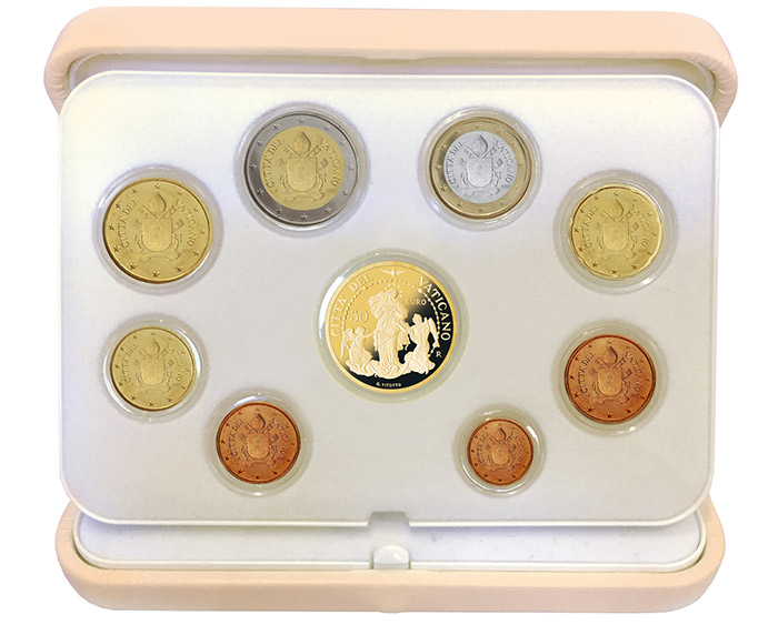 Euros du Vatican