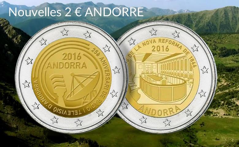 NOUVELLES 2 € ANDORRE 2016 : INSCRIVEZ-VOUS POUR ÊTRE ALERTÉ