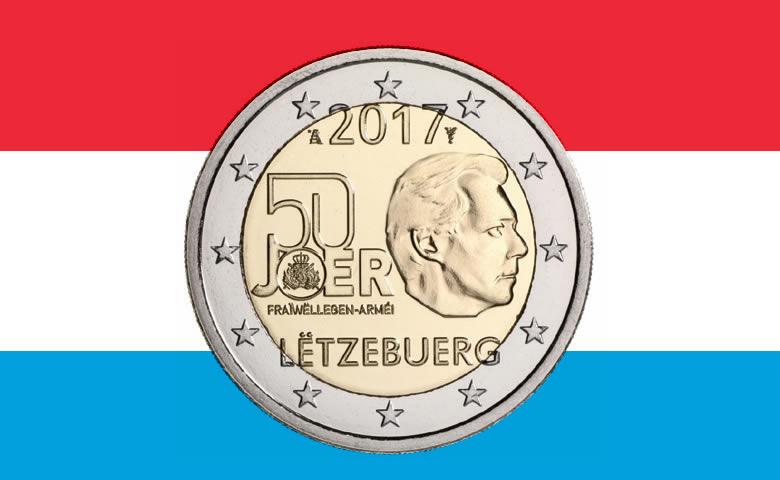 Monnaies du Luxembourg, infos et anecdote