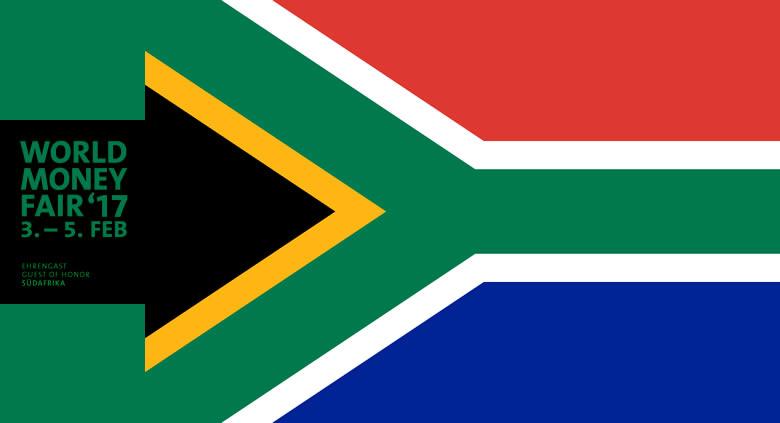 L'Afrique du Sud à l'honneur du World Money Fair