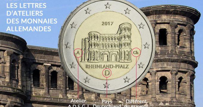 identifier les lettres des ateliers allemands