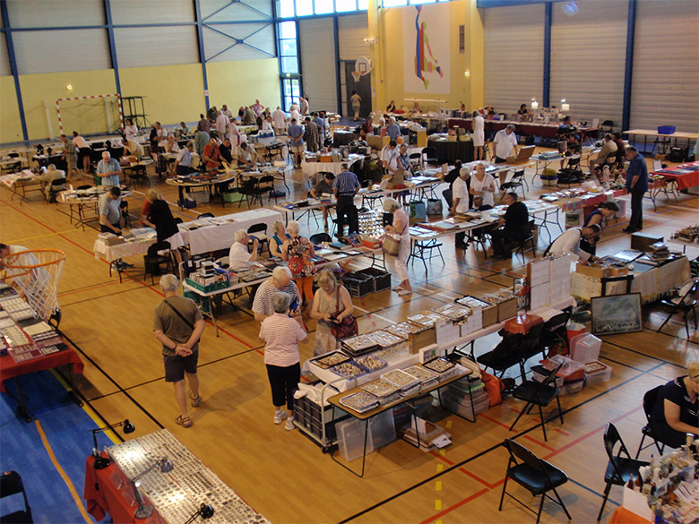 12e Bourse Multicollection - 25/06/17 - Bages (66)