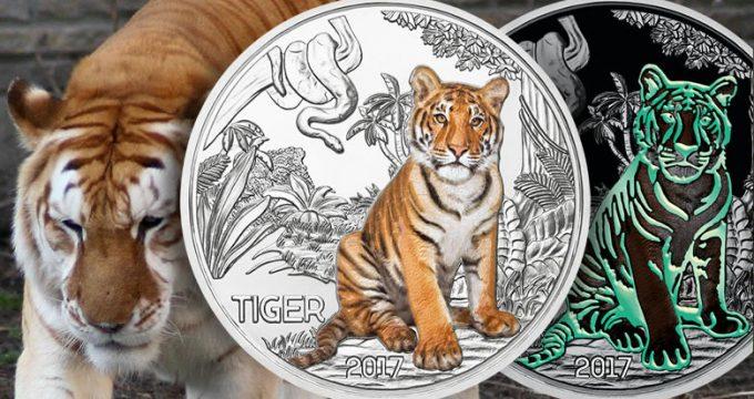 tigre colorisé