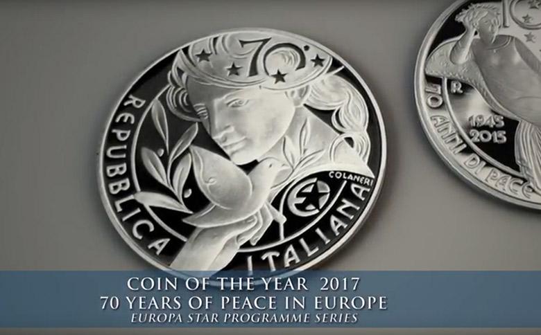 Présentation de la Monnaie d'Italie au WMF2017 [Vidéo]