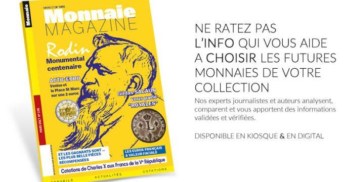 Mars 2017 Monnaie Magazine